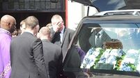 Hundreds say goodbye to 'the Roy Keane of Meath' who died after fall in Lanzarote