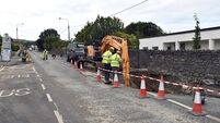 Major water pipe bursts for second time this summer in Farranfore