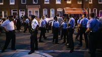Gunman in custody after six police injured in Philadelphia shooting