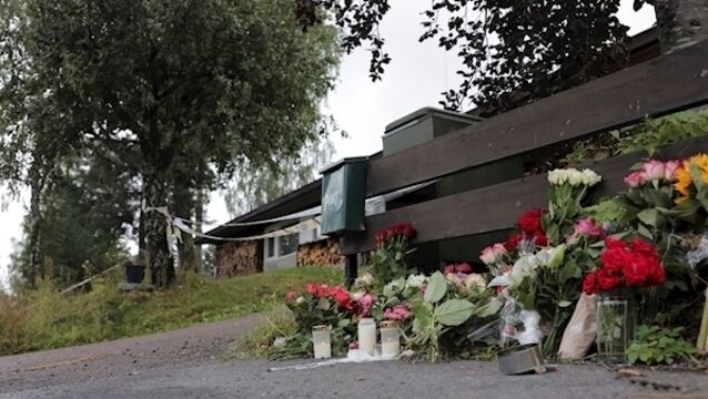 Man held over attack on Norwegian mosque 'inspired by Christchurch suspect'