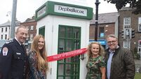 Dublin gets first 'phone box' defibrillator in Stoneybatter