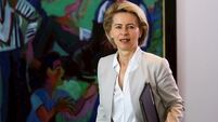 German defence minister Ursula von der Leyen nominated to replace Jean Claude Juncker