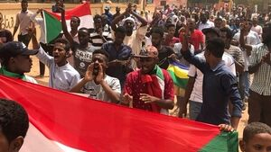 'At least 10' killed in latest wave of demonstrations in Sudan