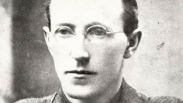 Liam Lynch, a well-known republican figure.