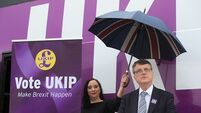 Gerard Batton steps down as leader of UKIP after losing all MEPs