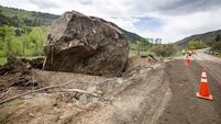 US state to turn fallen, house-sized boulder into tourist attraction