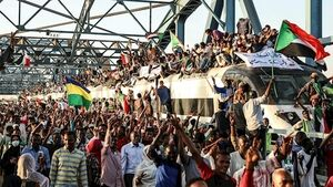 'Six killed' as protesters clash with security forces in Sudan