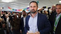 Spain's socialists hold election lead as far-right party makes gains