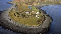 Islands of Ireland: Islands of our heritage