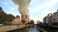 Five-year timetable to restore Notre Dame