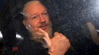 Julian Assange faces extradition to US in 'dark day for journalism'