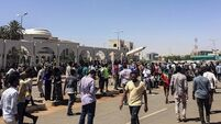 Seven killed in Sudan sit-in protests