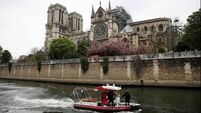 Cathedral at heart of France is 'fragile' — but will be restored