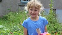 Seven-year-old Cork girl touches hearts by donating her pocket money to humanitarian aid
