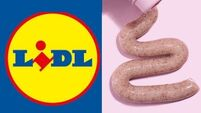 Lidl's reaction to Kylie Jenner's new skin range is just the wurst