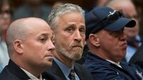 Jon Stewart: journey from satirist to political advocate is no laughing matter