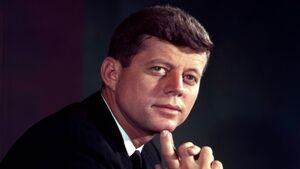 Listen: Unheard message from John F Kennedy to the people of Ireland discovered in Meath