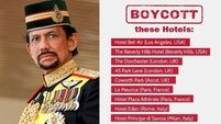 Irish twitter supports the boycotting of Sultan of Brunei's nine luxury hotels