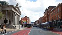 Luas-style light rail proposed under ambitious €3.5bn transport plan