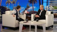 9-year-old Irish magician wows Ellen with impressive card trick