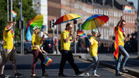 Dublin Pride parade route announced