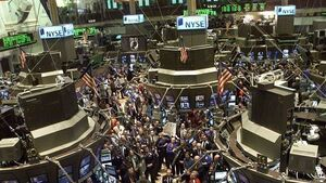 Markets braced for volatile day