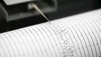 2.1 magnitude earthquake recorded in Donegal