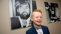 Brendan Grace's family honours one of his final wishes with addition to Shannon 'Wall of Fame'