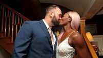 First comes gold, then comes marriage: US Olympian ties knot in Macroom, Cork