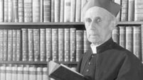 Archbishop Daniel J Mannix: Cork-born cleric drew attention to Irish situation