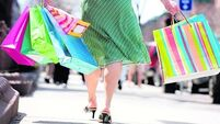 Consumer spending falls as clothing and footwear sector struggles
