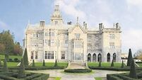 Adare Manor gears up for Ryder Cup