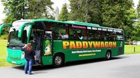 Higher wages and costs drag down Paddywagon Tours profits by 40%