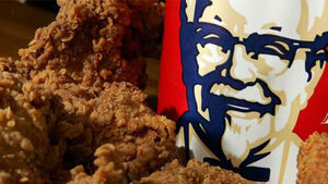 KFC to sell faux chicken