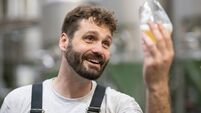 Brewer 'pours heart and soul' into creating perfect tipple to celebrate getting wed
