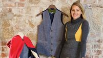 Setting business pulses racing with a twist on tweed