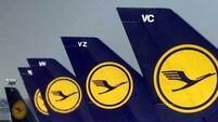 Rising fuel costs help send Lufthansa into the red