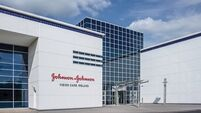 Surprise drugs boost for Johnson & Johnson