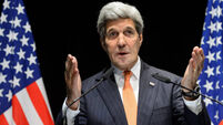 John Kerry to speak at Cork 'blue economy' conference