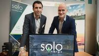 Solo run for Cork energy firm