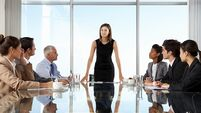 Just one in nine CEOs of large enterprises appointed were women