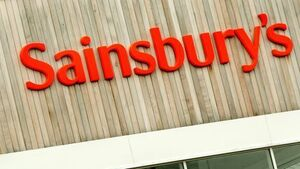Sainsbury's sees sales fall in UK