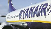 Ryanair shares dive as profits hit 4-year low