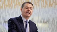 Central Bank to give its views to Donohoe on bankers' pay report this week