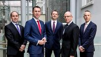 Law firm unveils two senior appointments