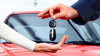 Rise in new car loans may be increasing faster than new mortgage lending