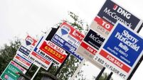 Residential property prices rise by 3.9% in the year to March
