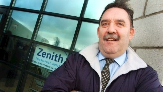 Cork firm Zenith Technologies bought by US tech giant Cognizant