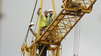 Turnover for Ireland's top construction companies rose to €8.39bn last year