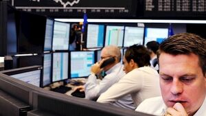 US shares surge as rate cut talk pierces gloom